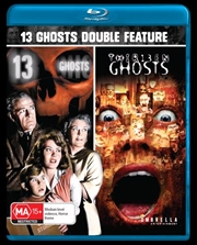 13 Ghosts (1960) / 13 Ghosts (2001) | Blu-ray