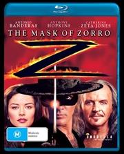 Mask Of Zorro, The | Blu-ray
