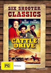 Cattle Drive | Six Shooter Classic | DVD