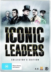 Iconic Leaders   DVD