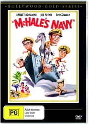 McHale's Navy | Hollywood Gold | DVD