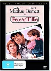 Pete 'n' Tillie | Hollywood Gold | DVD