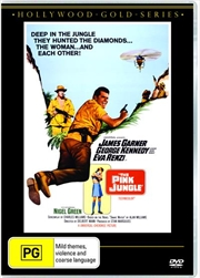 Pink Jungle   Hollywood Gold, The   DVD