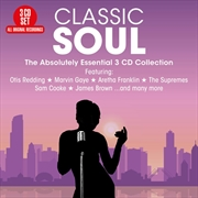 Classic Soul - The Absolutely Essential Collection  | CD
