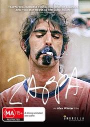 Zappa | DVD