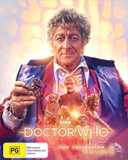 Doctor Who - Classic - Series 8 - Limited Edition | Blu-ray
