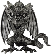 "Game of Thrones - Rhaegal Iron 6"" US Exclusive Pop! Vinyl [RS] | Pop Vinyl"