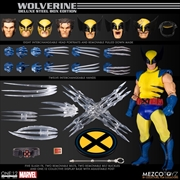 X-Men - Wolverine Deluxe Steel Box Edition 1:12 Scale Action Figure | Merchandise