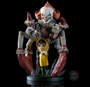 It - Pennywise We All Float Q-Fig Max Elite | Merchandise