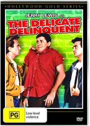 Delicate Delinquent | Hollywood Gold, The | DVD