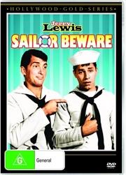 Sailor Beware | Hollywood Gold | DVD