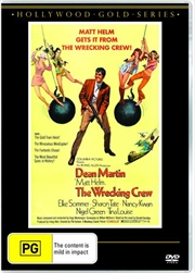 Wrecking Crew | Hollywood Gold, The | DVD