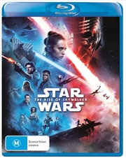 Star Wars - The Rise Of Skywalker   Blu-ray