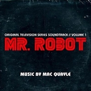 Mr. Robot Season 1 Vol 1 | Vinyl