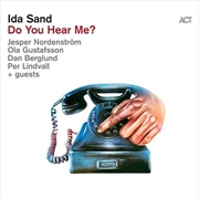 Do You Hear Me | CD