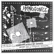 Someone Stole My Shoes - Beyond The Q Division Sessions   CD