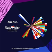 Eurovision Song Contest 2021 | CD