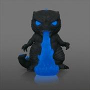 Godzilla vs Kong - Godzilla Heat Ray Glow Pop! Vinyl | Pop Vinyl