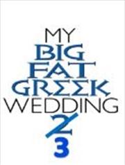 My Big Fat Greek Wedding 3   DVD