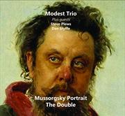 Mussorgsky Portrait - The Double   CD