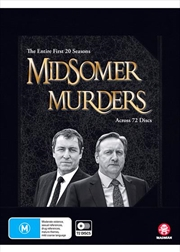 Midsomer Murders - Season 1-20 - Limited Edition | Collection | DVD