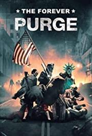 Forever Purge   DVD
