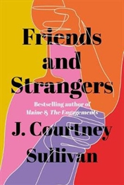 Friends And Strangers   Paperback Book