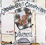 Crooked Rain Crooked Rain   CD
