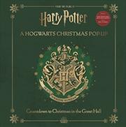 A Hogwarts Christmas Pop Up Advent Calendar - V2 | Hardback Book