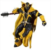"Mortal Kombat - Spawn Curse of Apocalypse 7"" Action Figure | Merchandise"