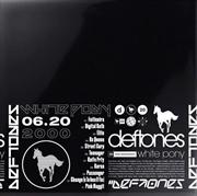 White Pony - Deluxe 20th Anniversary Vinyl Edition   Vinyl