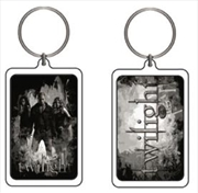 Bad Vamps Lucite Keyring | Accessories