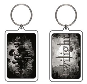 Cast Lucite Keyring | Accessories