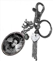 Edward Charm Bag Clip   Accessories