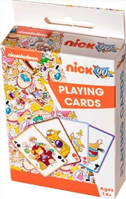 Nick 90's - Playing Cards | Merchandise