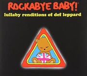 Lullaby Renditions: Def Leppard | CD