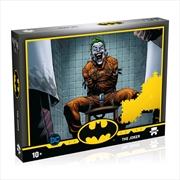 Batman - Joker 1000 piece Jigsaw Puzzle | Merchandise