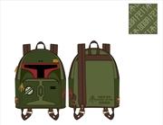 Loungefly - Star Wars - Boba Fett Mini Backpack   Apparel