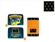 Loungefly - A Goofy Movie - Powerline All Access Pass Zip Purse   Apparel