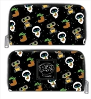 Loungefly - Wall E Earth Day Zip Purse   Apparel