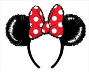Loungefly - Mickey Mouse - Balloon Ears with Bow Headband | Merchandise