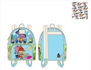 Loungefly - Zootopia - Chibi Group Mini Backpack   Apparel