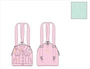Loungefly - Pokemon - Ice Cream Denim Jacket Mini Backpack | Apparel