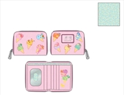 Loungefly - Pokemon - Ice Cream Denim Zip Purse | Apparel