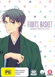 Fruits Basket - Season 2 - Part 2 - Eps 39-50 | DVD