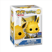 Pokemon - Jolteon (Diamond Glitter) Pop! WC21 RS | Pop Vinyl