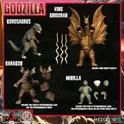 Godzilla: Destroy All Monsters - Round Two 5 Points Boxed Set | Merchandise