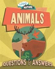 CuriousNature: Animals | Paperback Book