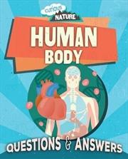 CuriousNature - HumanBody | Paperback Book