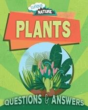 CuriousNature - Plants | Paperback Book